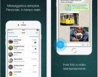 WhatsApp si aggiorna: filtri colorati e album foto