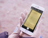Come trasformare l'iPhone in uno scanner con iOS 11
