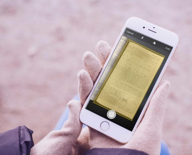 Come Trasformare Liphone In Uno Scanner Con Ios 11 Iphone