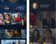 The Spider-Man: app dedicata all'ultimo film Homecoming