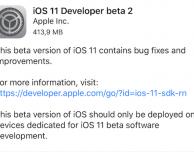 iOS 11 beta 2 è disponibile per il download!