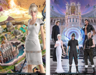 "Arriva su App Store ""Final Fantasy XV: A New Empire"""
