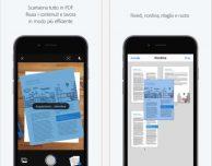 Adobe Scan, la nuova app OCR che trasforma l'iPhone in uno scanner