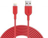 Da Anker arriva il cavo Lightning da 3 metri certificato Apple!
