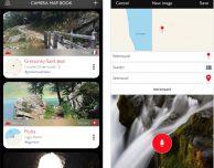 Camera Map Book, l'app che ti fa aggiungere le mappe alle tue foto