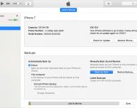 Come effettuare il downgrade da iOS 11 a iOS 10