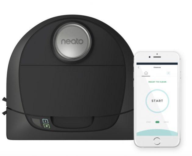 Neato presenta i nuovi robot-aspirapolvere che si controllano con l'iPhone!