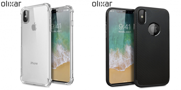 custodia olixar iphone 8