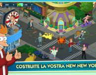 """Futurama: Worlds of Tomorrow"" approda su App Store!"