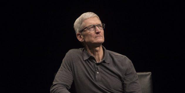 Tim Cook: cala la popolarità del CEO di Apple