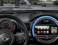 Apple aggiunge Aston Martin e MINI nella lista delle auto CarPlay