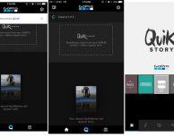 GoPro app, arrivano le QuickStories!