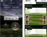 Wimbledon 2017, l'app ufficiale su App Store