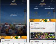 Tour de France 2017, l'app ufficiale per iPhone