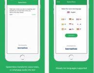 Speechless: i messaggi vocali di WhatsApp trascritti in testo