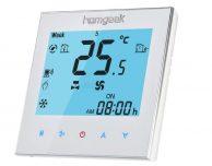 Il termostato Homgeek si controlla tramite iPhone