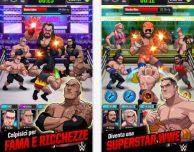 WWE Tap Mania: Sega pubblica il nuovo gioco dedicato al Wrestling