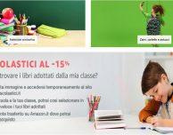 Back To School Amazon: sconti su tutti i testi scolastici e migliaia di prodotti