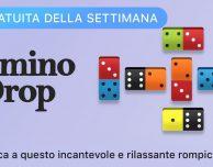 Apple regala il gioco Domino Drop