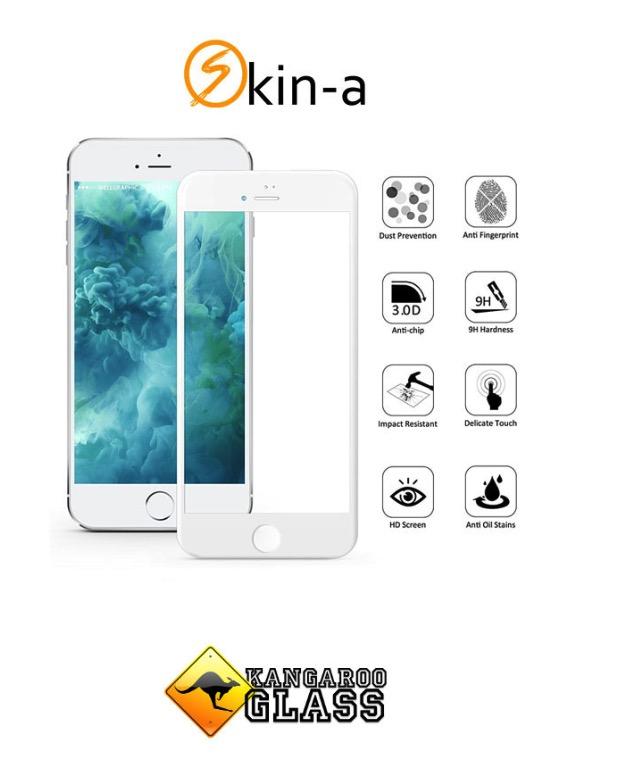 Nuove pellicole in vetro Kangaroo glass 4D - iPhone Italia