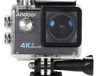 Andoer Action Cam 4K in offerta su Amazon