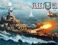 Fleet Glory: guerra navale ambientata nella Seconda Guerra Mondiale