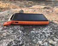 Ricarica tramite energia solare? Abbiamo provato il power-bank RAVPower da 15000mAh