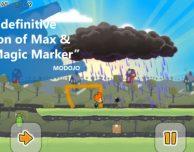 Max & the Magic Marker: pluri-premiato rompicapo in stile platform