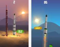 Space Frontier: fai volare il razzo spaziale più in alto possibile