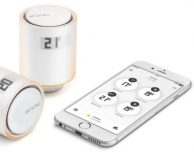 Netatmo lancia le valvole smart per i termosifoni