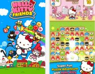 Hello Kitty Friends: nuovo puzzle game