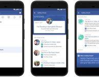 Facebook Safety Check diventa una funzione sempre attiva su iOS