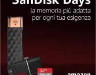 SanDisk Day, tante offerte su Amazon per le memorie SanDisk