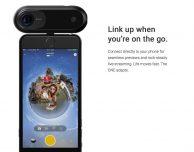 Insta360 One, la nuova videocamera a 360° che si collega all'iPhone