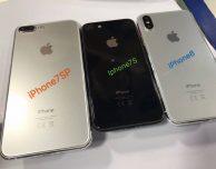 iPhone 8, iPhone 7s ed iPhone 7s Plus con retro in vetro, nuove conferme!