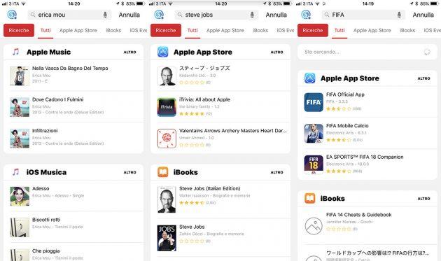 Nella Vasca Da Bagno Del Tempo Youtube.Searchr L App Che Sfida Spotlight Di Apple Iphone Italia