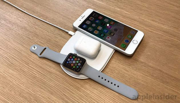 La AirPower ricaricherà solo i dispositivi Apple
