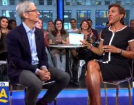 Tim Cook parla di ARKit, iOS 11 e dei nuovi iPhone 8 e iPhone X a Good Morning America