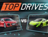 Top Drives: ecco un gioco di strategia automobilistica