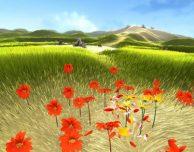 Dalla console all'App Store, ecco il gioco Flower per iOS!