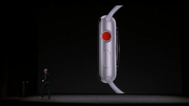 Apple watch serie 3 ecco i prezzi e disponibilit per l for Iphone x 3 italia