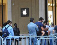 C'è già chi inizia a fare la fila all'Apple Store per acquistare iPhone X!