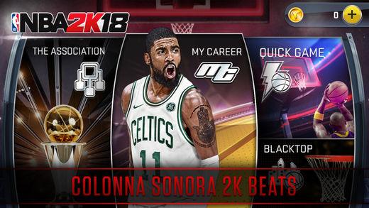 La stagione NBA 2K18 ora disponibile per iOS
