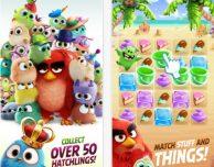 Angry Birds Match: gli uccellini arrabbiati protagonisti di un nuovo match-3