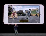I nuovi iPhone sono progettati per la realtà aumentata