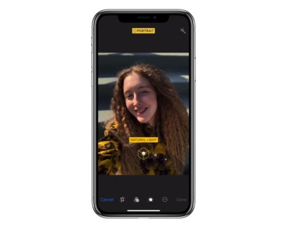 Esempi di effetti Portrait Lightning con iPhone X e iPhone 8 Plus