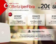 Vodafone offre lo sconto per sempre su tutte le sue offerte ADSL e Fibra, solo per oggi!