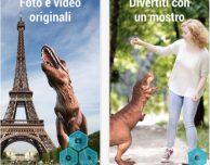 Monster Park – Dino World: riportare in vita i Dinosauri con la realtà aumentata