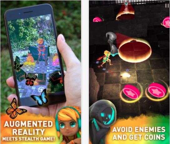 Lila's Tale: Stealth – adventure stealth game nel tuo salotto grazie alla realtà aumentata