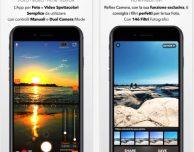 Reflex Camera con filtri predittivi e ottimizzazioni per iOS 11